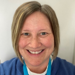 Lisa Guenser-Onstot, infusion supervisor