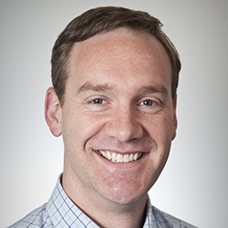 Jake Hawksworth, Director, Hospital Medicine
