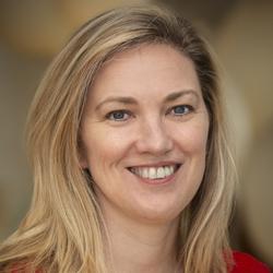 Sara Kinter, MA, CCC-SLP, program-based clinical lead, Craniofacial and Velopharyngeal Dysfunction Programs